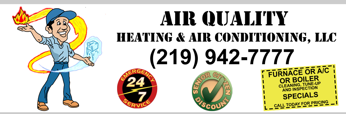 Heating and Air Conditioning (HVAC) different tops